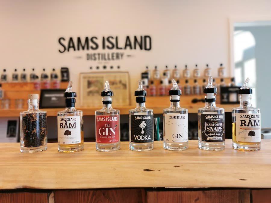 sams island distillery