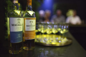 The Macallan Double Cask mødte Alchemist