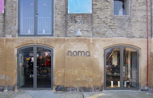 noma, set udefra