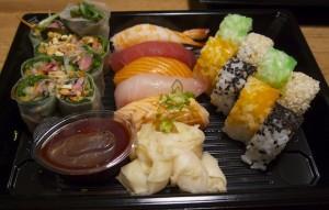 Aiko Sushi – gourmet-sushi i Middelfart