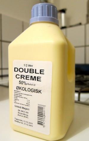 Double cream – når piskefløde bliver for mager…