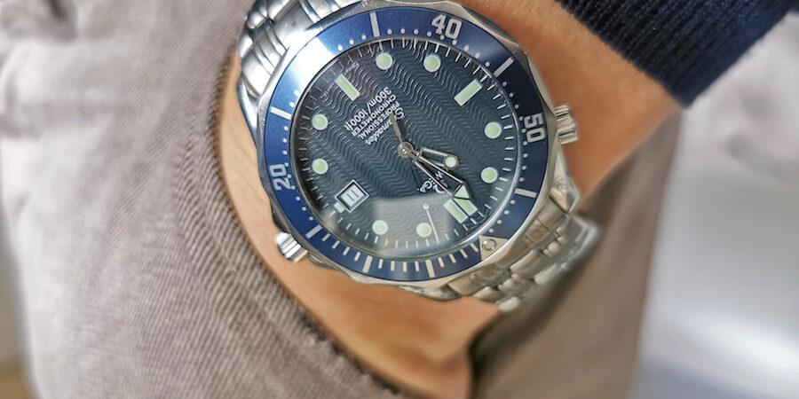 """Omega Seamaster 300M – historien om mit første """"rigtige"""" ur"""