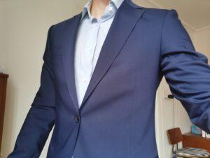 Test af Edmund-jakkesættet fra Oscar Jacobson