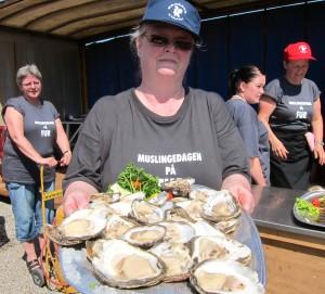 Fur Muslingedag – Limfjordsøsters og blåmuslinger i stride strømme
