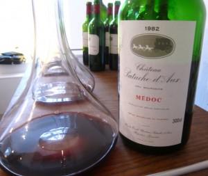 Vintest – prisbaskere fra Bordeaux