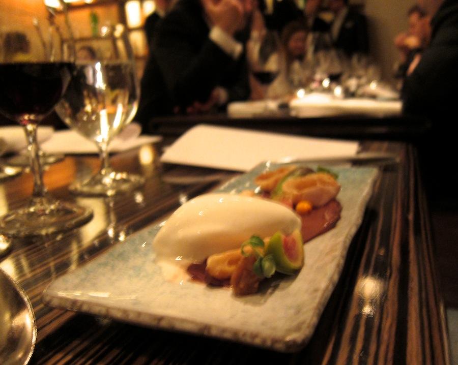 Et billede, som er taget af undertegnede, af desserten skal du ikke snydes, omend det er af ringe kvalitet.