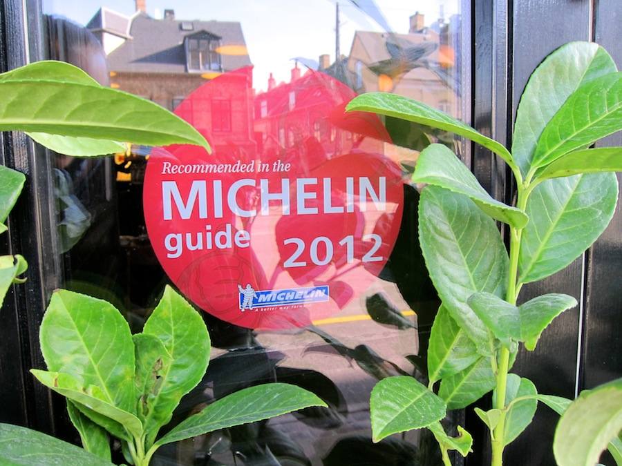 Den er god nok - Michelin har fået øje på Aamanns verdensklassesmørrebrød.