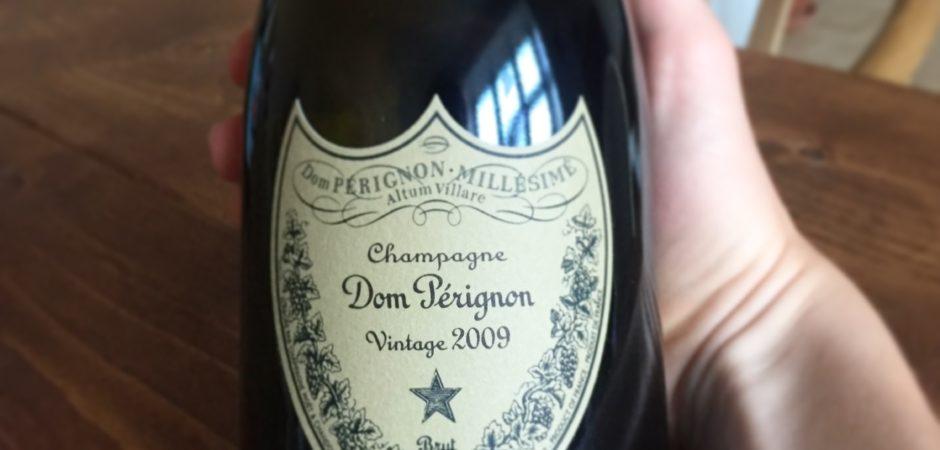 Anmeldelse af Dom Pérignon 2009