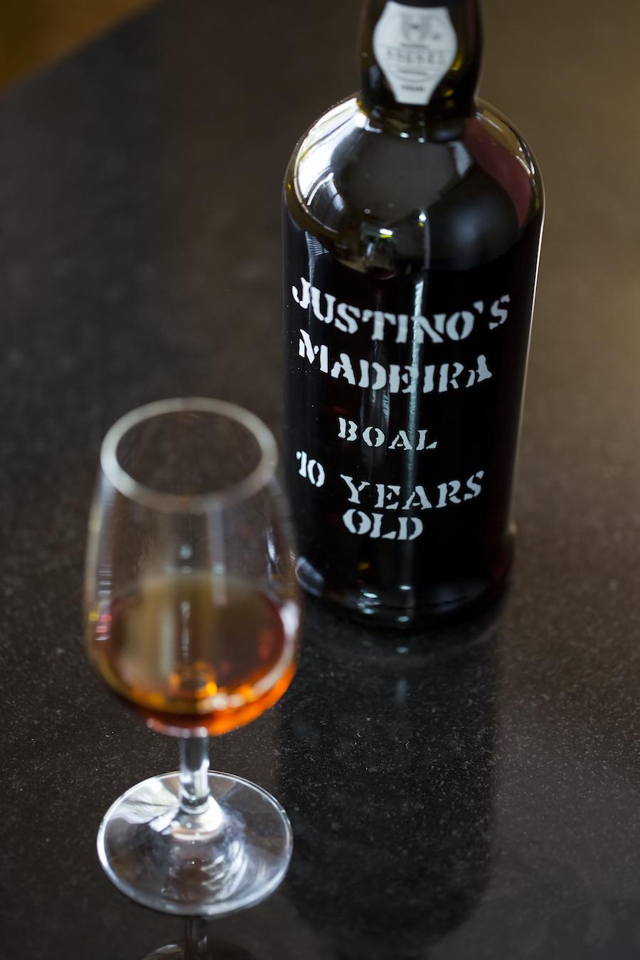 """Justino's er en af de """"store"""" producenter på Madeira, og de gør det rigtig godt."""