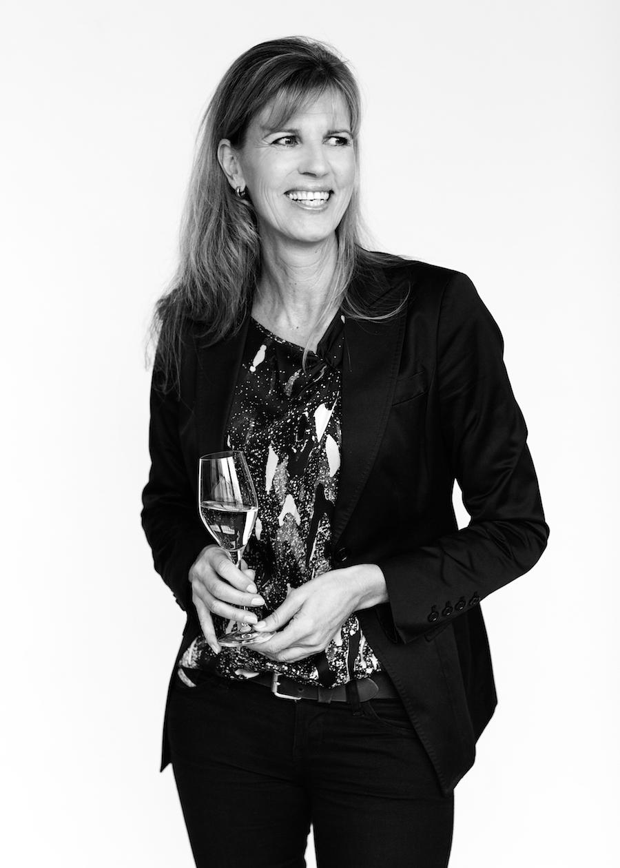 Malene Smidt Hertz er den kvindelige del af duoen, der står bag Kvinder og Vin. Foto: Chris Tonnesen/Klein Foto.