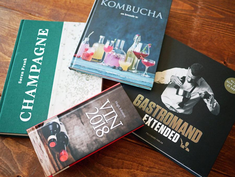 mad- og drikkebøger