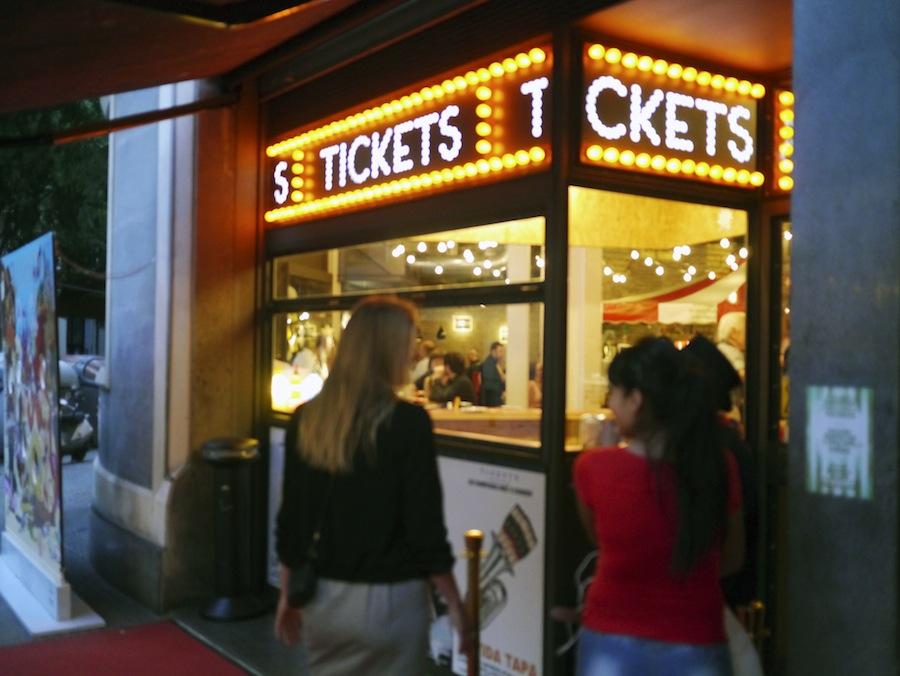 Velkommen til Tickets.