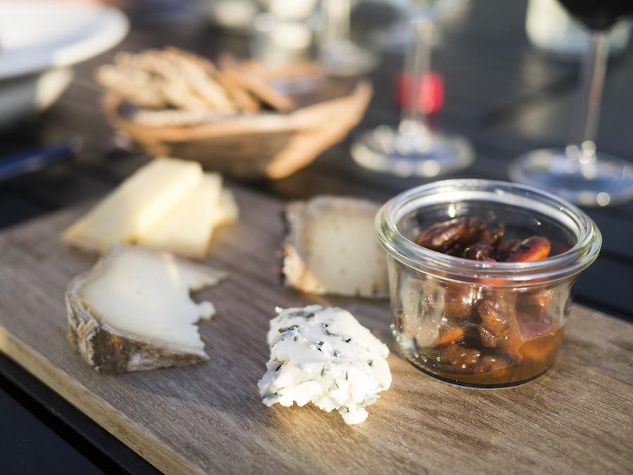 Fire potente oste, der næsten kunne antænde næsehårene.