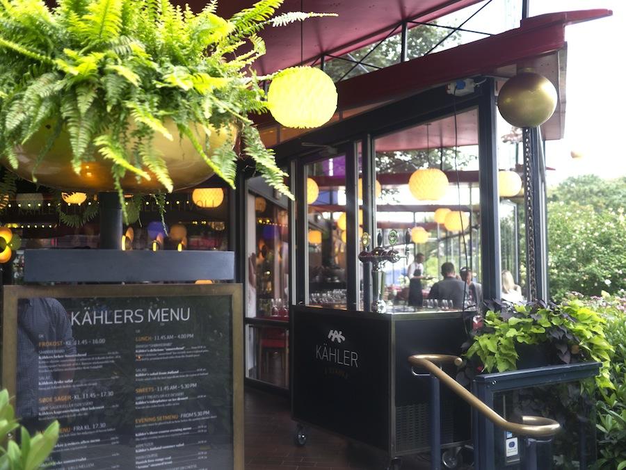 Kähler i Tivoli har overtaget lokalerne, hvor Restaurant Perlen tidligere lå.