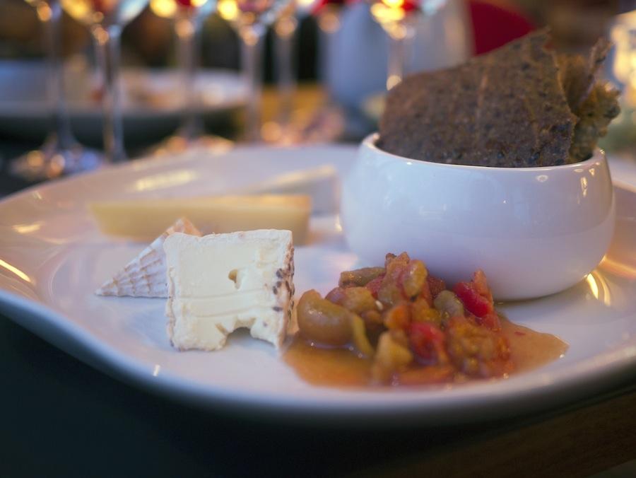Fire oste fra Arla Unika. Der er ikke så meget at sige, ud over at de smager fantastisk.
