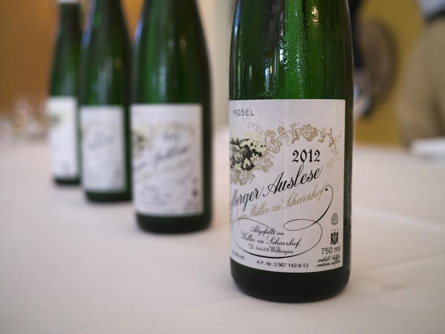 En drøm af en vin fra Egon Müller.