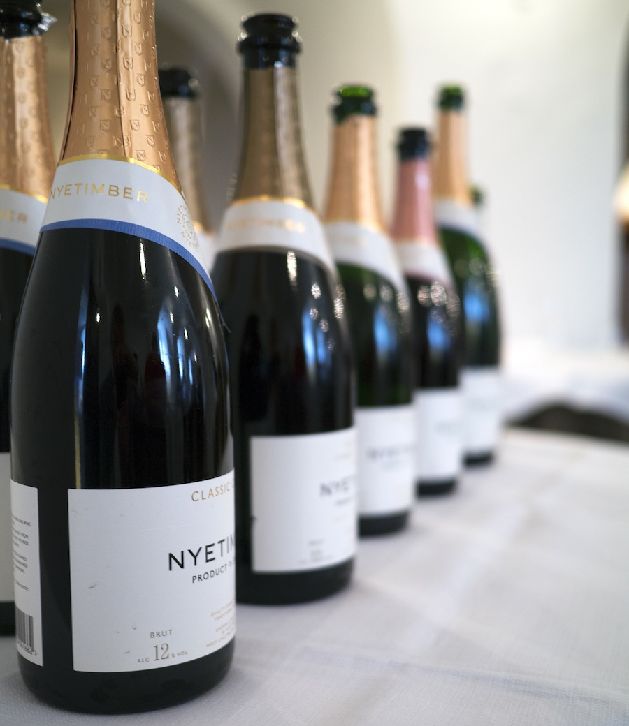 Engelsk vin af høj klasse. Nyetimber er Philipson Wines seneste satsning inden for mousserende vin.