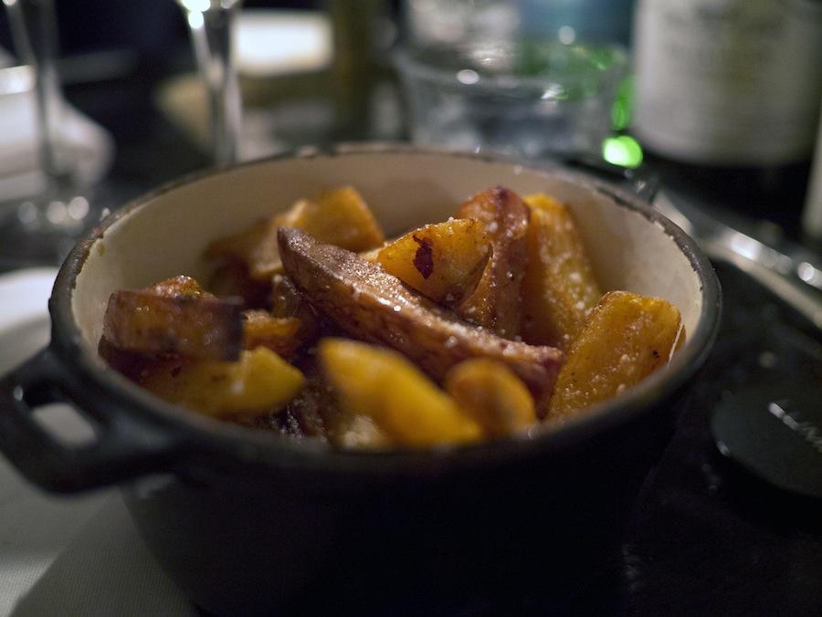 Lækre grovfritter med masser af smag.