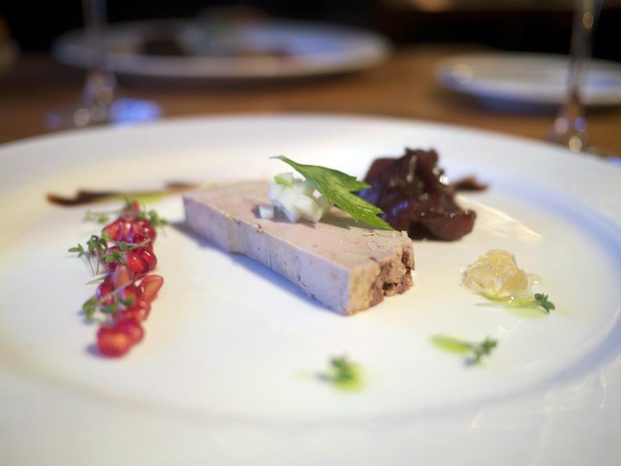 Foie gras er traditionelt set en populær gourmetspise i Ungarn.