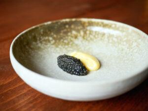 Opskrift: kaviar med karamelliseret fløde a la Søllerød Kro