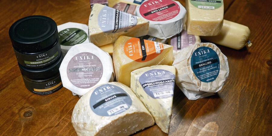 Ost på nytårsbordet – en guide til parring af ost og vin