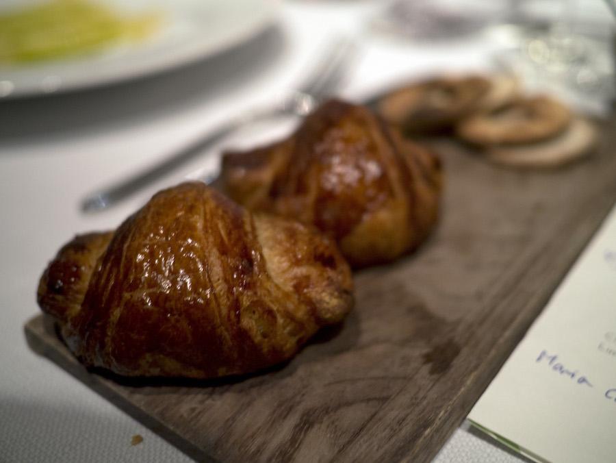 Legandarisk gode croissanter, som nærmest i sig selv er et besøg værd.