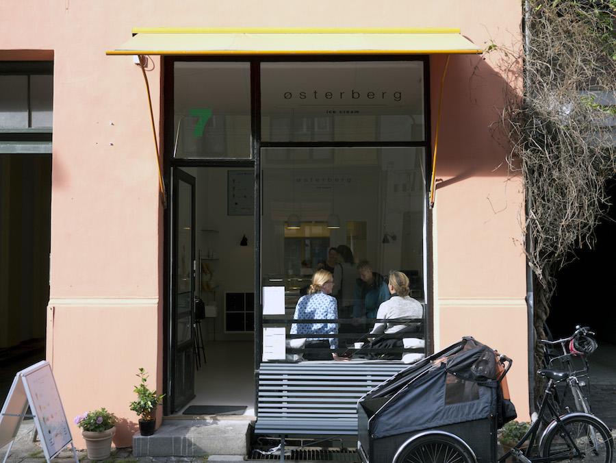 I dag får du et kig indenfor hos Østerberg Ice Cream.