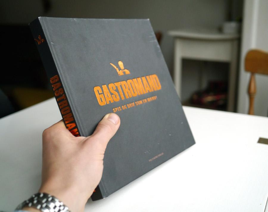 Ridser hist og her afslører, at jeg allerede har bladret en del i Gastromands nye kogebog.