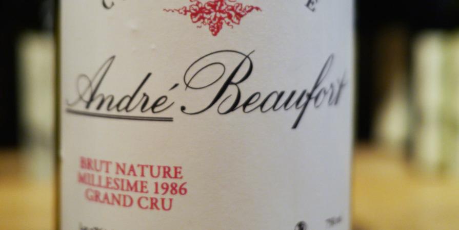 Andre Beaufort – champagne for de eventyrlystne
