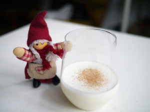 Årets jule-cocktail 2014 – Nissemor i sneen