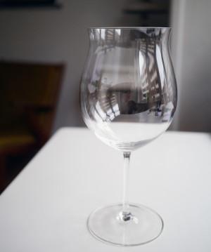 Et godt vinglas forbedrer vinoplevelsen