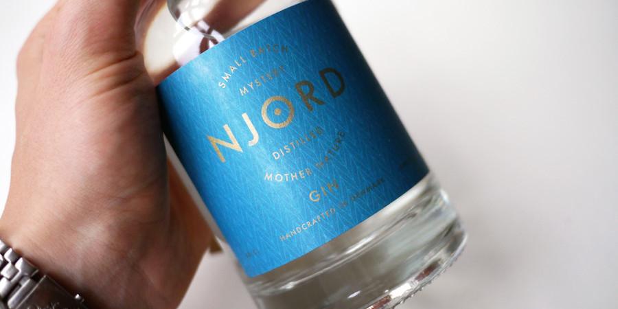 Njord Gin – dansk gin af høj klasse