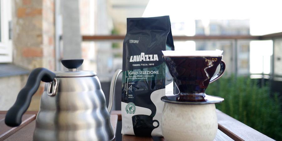 Lavazza lancerer filterkaffe i Danmark