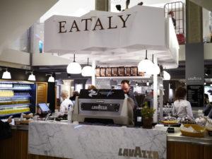 Caffé Lavazza åbner i Eataly København