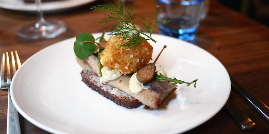 Restaurant Palægade – moderne smørrebrød af høj klasse
