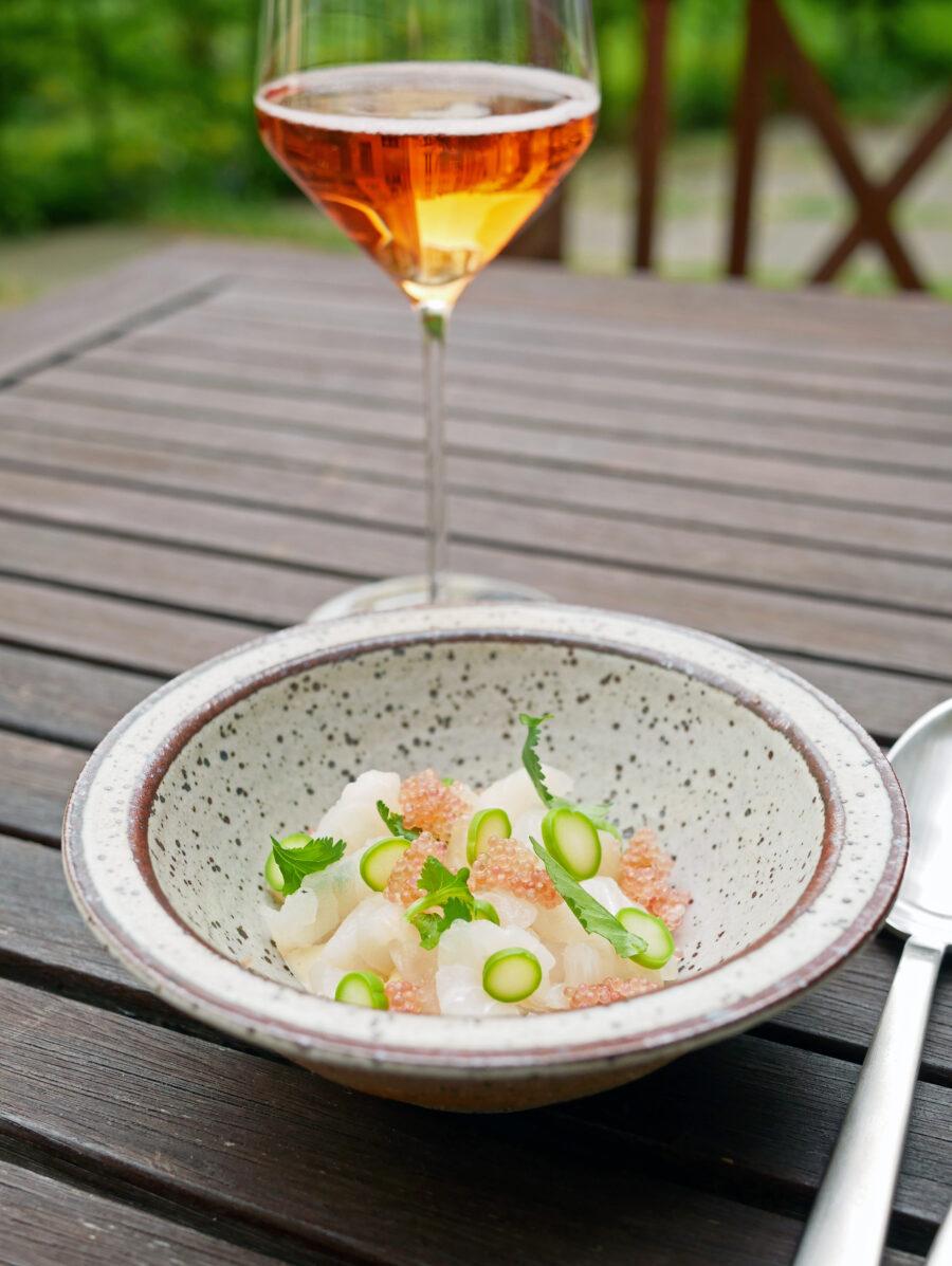 copenhagen sparling tea lyserød