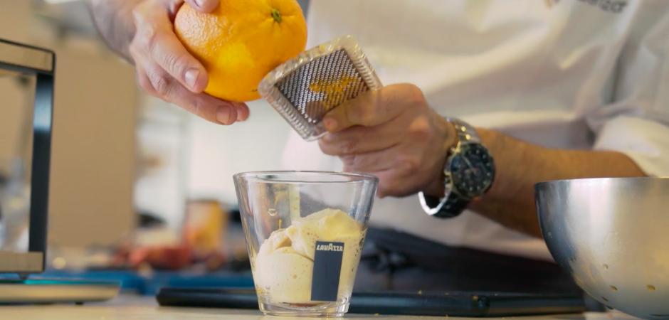 Video – kaffe i maden på Lavazzas training center