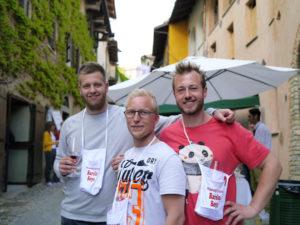 Den nye generation i Piemonte imponerer