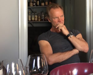 Il Palagio – Kan Sting lave vin?