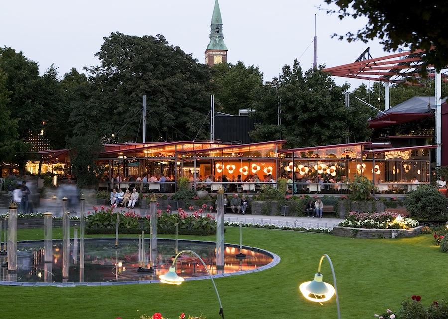 Her, i den gamle park, skal Kähler prøve kræfter med København.