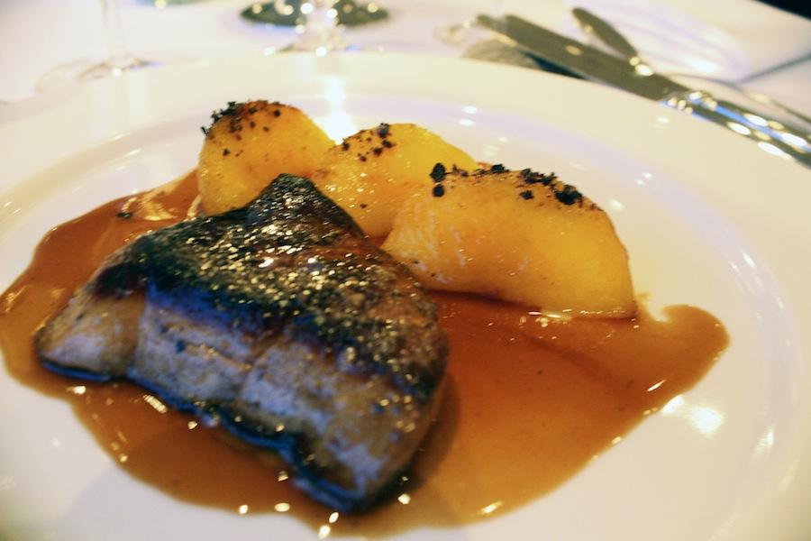 Det bedste stykke foie gras, jeg nogensinde har fået.