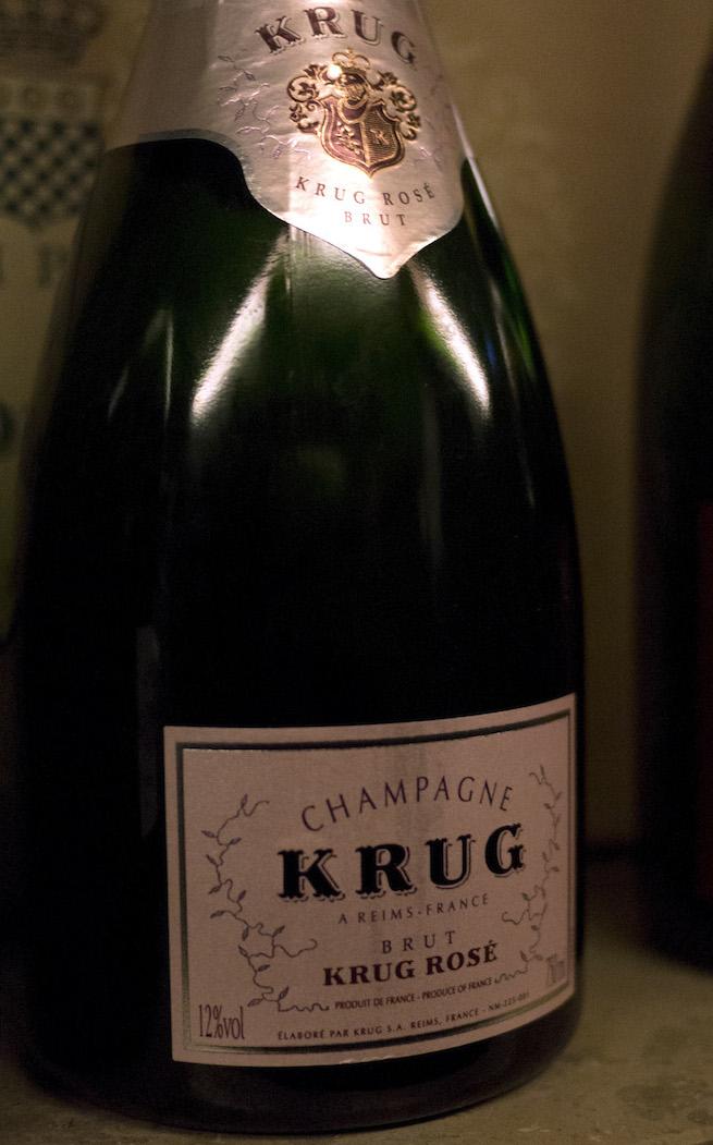 Forbistret god champagne, som i mine øjne lammetæver Dom Perignon og Cristal.