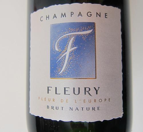 En fremragende champagne, der indeholder af, hvad en god non vintage skal have: Fleury Fleur de l'Europe