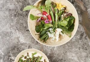 Geranium åbner grøntsagsrestaurant – byd velkommen til Angelika