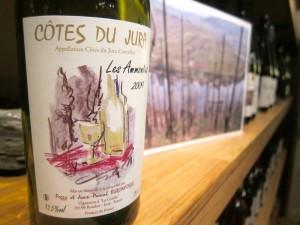 Vinsmagning hos Krone Vin – Lovløs i Jura