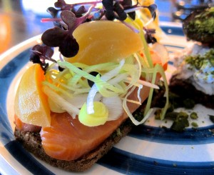 Anmeldelse: Kähler Spisesalon – højtbelagt smørrebrød af høj klasse