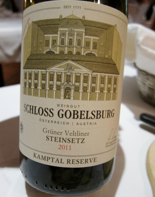 Schloss Gobelsburg er et en producent, jeg udelukkende har god erfaring med.