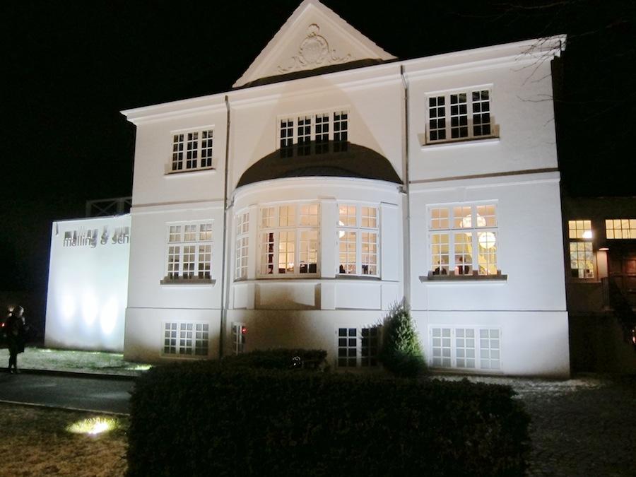 Den smukke villa på Grenåvej er den samme. Konceptet er nyt.