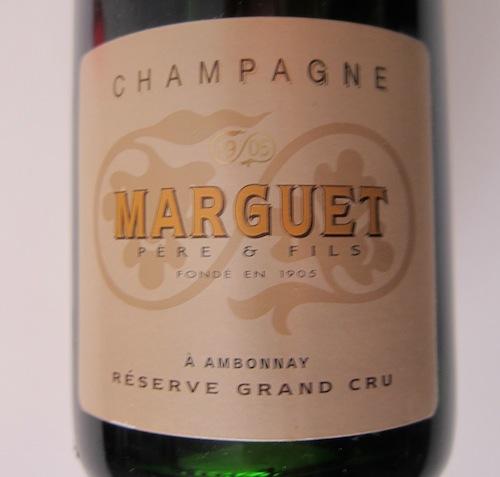 Marguet har jeg tidligere drukket med stort velbehag, men den skuffede i denne test.