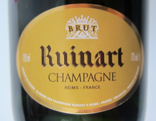 champagne til forret